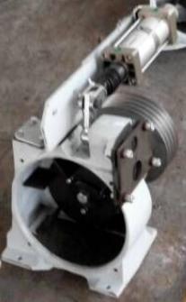 Bộ guồng cấp liệu máy đóng bao _ Impeller box